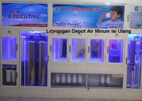 Lowongan Depot Air Minum Isi Ulang