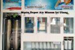 Mesin Depot Air Minum Isi Ulang
