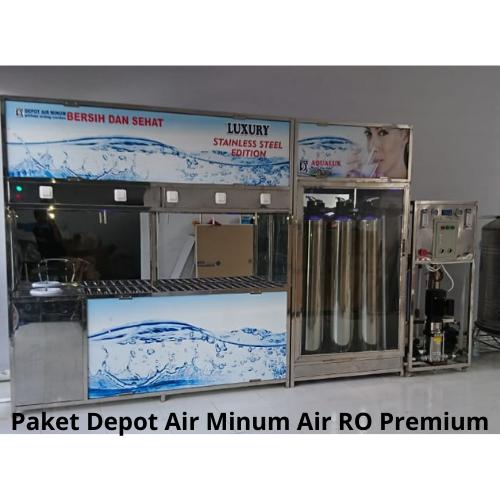 Paket Depot Air Minum Air RO Premium
